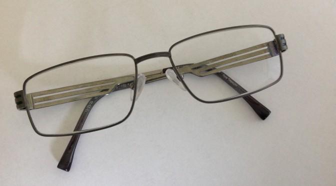 Von alten Brillen und neuen Bestzeiten