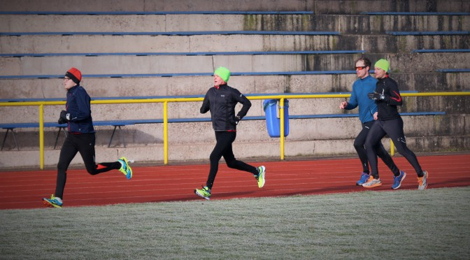 Trainingswochenende in Bildern