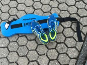 Aquajogging als Alternativ- oder Ergänzungstraining in der Marathonvorbereitung