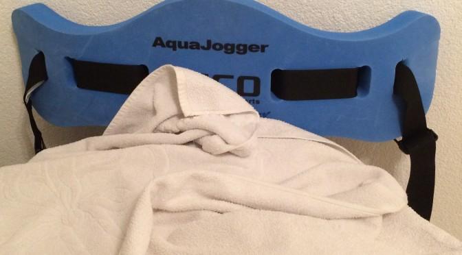 Aquajogging – Wenn die Beine baden gehen
