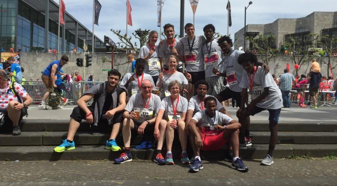 """Abenteuer """"Staffelmarathon Mainz"""" und ein paar Kilometer zu viel!"""